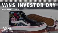 Vans Investor Day Presentation