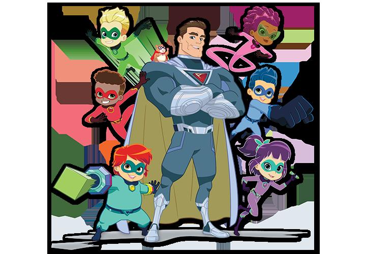 A look at Stan Lee's Superhero Kindergarten
