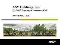 Q3-2017 Earnings Presentation