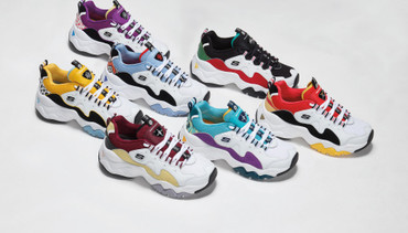 Skechers D'Lites X One Piece Collection Introduces Second Series of Limited Edition Styles