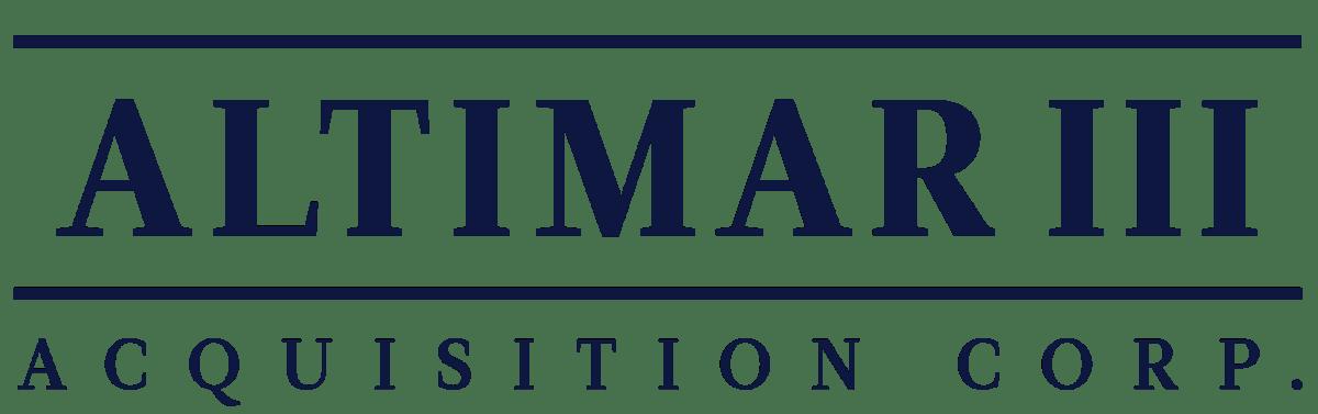 Altimar Acquisition