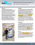 Multinational Consumer Goods Co.