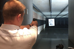 Byrna HD Demonstration with Andre Buys, CTO of SDI, at Dave Sheer Guns in South Africa