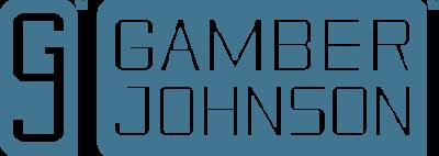 Gamber-Johnson Logo