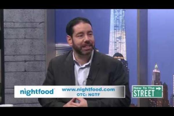 OTC:NGTF - Nightfood Ice Cream Launch