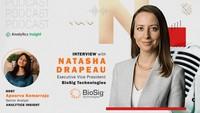 Exclusive Interaction with Natasha Drapeau, Executive Vice President, BioSig