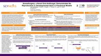 Ibrexafungerp, a Novel Oral Antifungal, Demonstrates No Reproductive or Developmental Harm in Preclinical Models