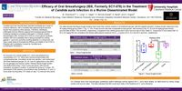 Efficacy of Oral Ibrexafungerp (IBX, Formerly SCY-078) in the Treatment of <em>Candida auris</em> Infection in a Murine Disseminated Model