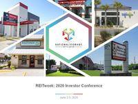 REITweek 2020  Virtual Investor Conference