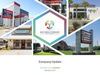 Company Update January 2021