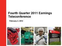 Q4 2011 Earnings Presentation