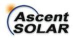 Ascent Solar Technologies, Inc.