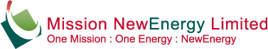 Mission NewEnergy Limited