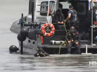 San Francisco Police Department use Underwater Inspection System (UIS) to locate and obtain evidence from a shooting incident