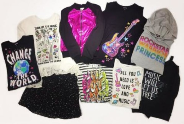 Kohl's to Feature 'SpacePOP' Apparel