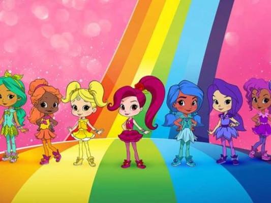 Genius Brands appoints master publishing partner for Rainbow Rangers