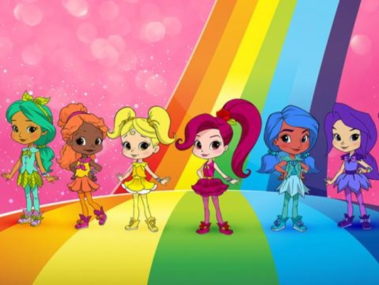 Genius Brands International Appoints APC Kids as Exclusive Content Distribution Agent in Europe, Middle East and Africa for Original Preschool Series, Rainbow Rangers
