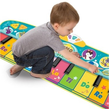 Baby Genius Step-To-Dance Junior Piano Mat