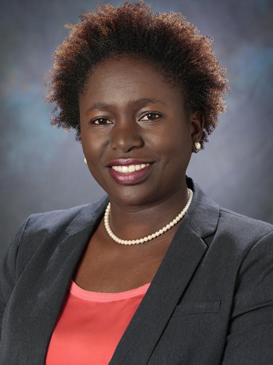 Faye L.  Ashby