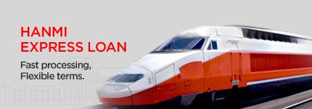 Hanmi Express Loans - fast processing, flexible terms