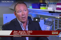 Ivanhoe Broadcast News - Medical Breakthroughs: Tackling CTE