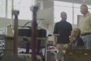 Bloomberg TV Canada: The Robots Solving the Stroke Conundrum
