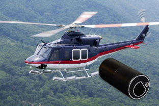 Astronics Max-Viz 2300 Enhanced Vision System Receives Amended STC for Bell Helicopters