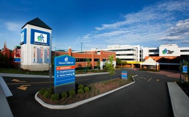 A picture of Dayton Children's Hospital