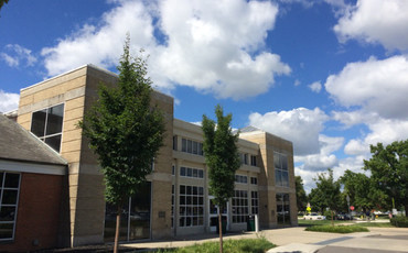 A picture of Upper Arlington Public Library Energy Conservation Project