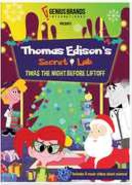 Thomas Edison's Secret Lab: Twas The Night Before Liftoff<br><i>Sold Out!</i>
