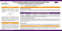 Preclinical Safety Evaluation of the Novel Antifungal Ibrexafungerp (formerly SCY-078) Supports Long-Term Dosing