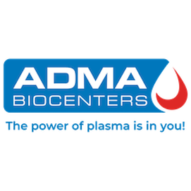 Learn more about ADMA BioCenters and Plasma Donation