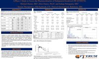 Dunne et al. - A Phase 1 Study to Assess the Pharmacokinetics of Sulopenem Etzadroxil (PF-03709270)
