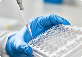 clinical trial solutions diagnostics
