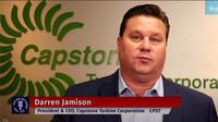 Capstone首席执行官达伦·贾米森适应变化的能源市场-第二部分