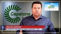 必威开户户Capstone Turbine Corporation首席执行官Darren Jamison主席竞赛竞技场令和强大的业务增长1/2