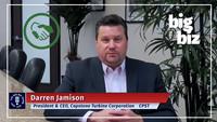 必威开户户Capstone Turbine Corporation首席执行官Darren Jamison谈ESG,改变能源市场和Capstone的租赁车队(1/2)