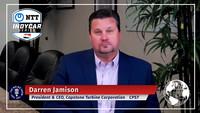 必威开户户Capstone Turbine Corporation首席执行官Darren Jamison谈IndyCar的国际业务和赞助(2/2)