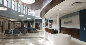 A picture of Beaumont Royal Oak New Emergency Center