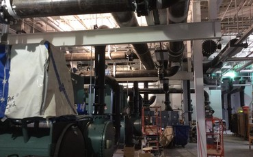 A picture of Boehringer Ingelheim Roxane, Inc Chiller Plant Project