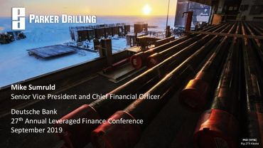 DB Leveraged Finance Conference 2019