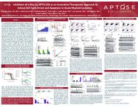 2016 ASH Poster - Inhibition of c-Myc by APTO-253 as an Innovative Therapeutic Approach to Induce Cell Cycle Arrest and Apoptosis in Acute Myeloid Leukemia