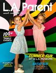 Sassy's Whimsical Wheel Featured in L.A. Parent