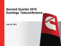 Q2 2015 Earnings Presentation