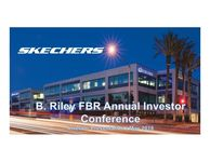 B. Riley FBR Annual Investor Conference Presentation