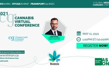 2021 CG Cannabis Virtual Conference thumbnail