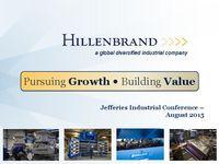 Jefferies 2015 Industrials Conference