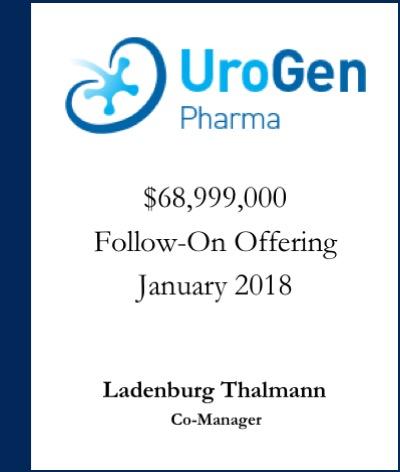 UroGen Pharma