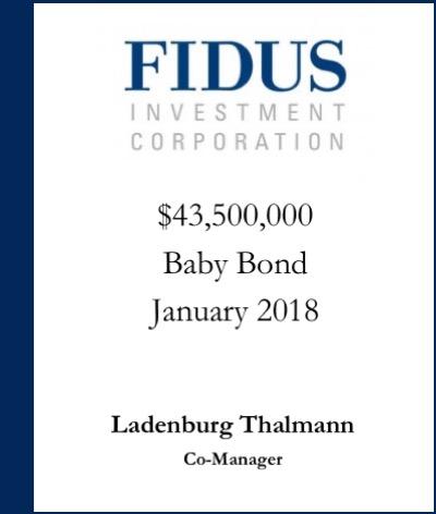 Fidus Investment