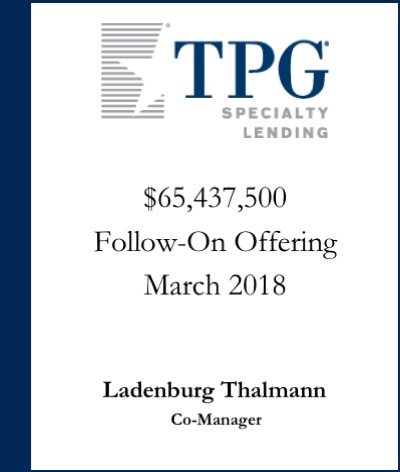 TPG Specialty